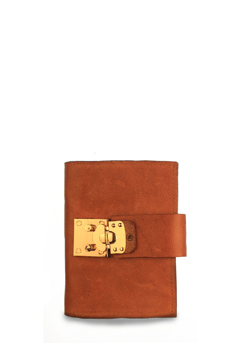 CSHEON Official Leather Agenda Planner brown