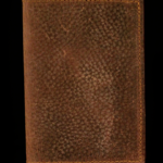 Medium Brown Calf-Skin Vegetable Tan