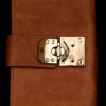 Vegetable Tan A6 in Brown