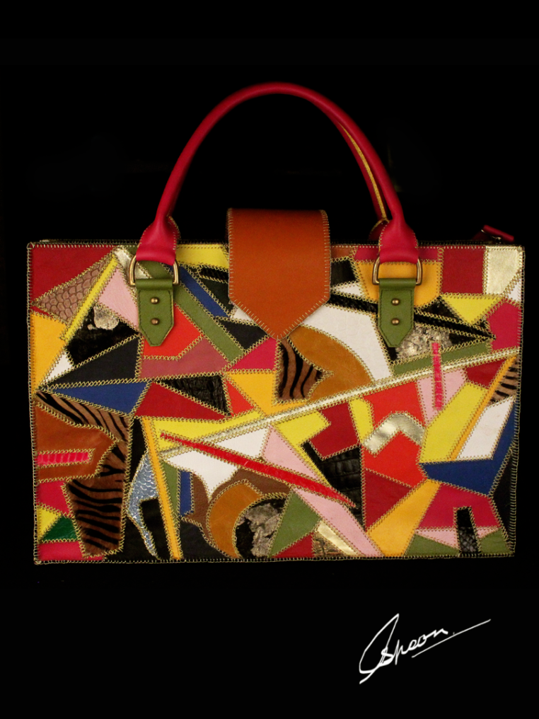 Maestro Limited Edition Patched Up Bag