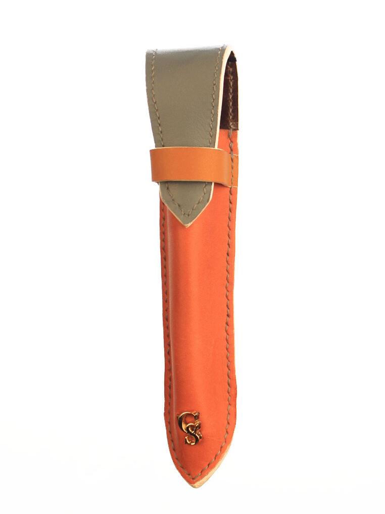 Pen Holder Leather CSHEON rh30 1