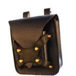 CSHEON Fanny Pack Bag Waist Bag Epi Leather