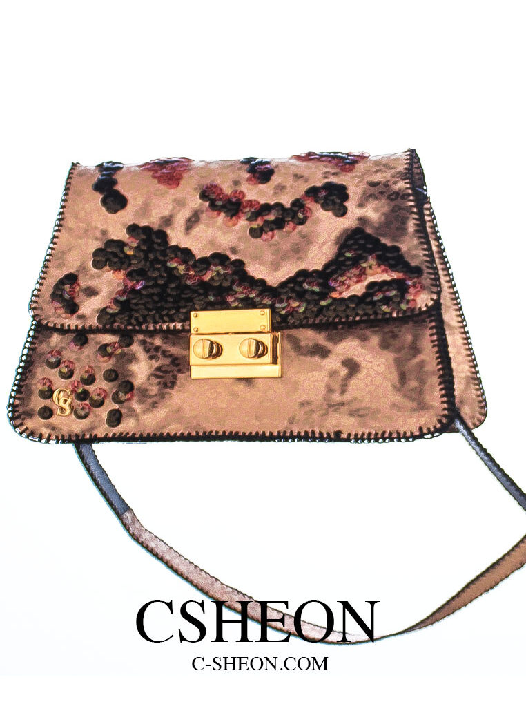 CSHEON Sequin Bag rh69 1 1