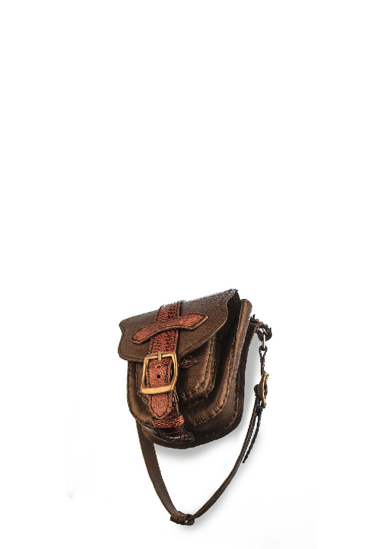 Axel Fanny Pack Genuine Leather Bag