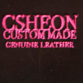 Pink Metallic Hot Emboss