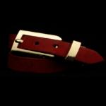 Red Bright Calfskin