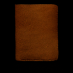 Brown Pony Hair Wallet