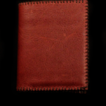 Red brick Brown Bohemian Wallet