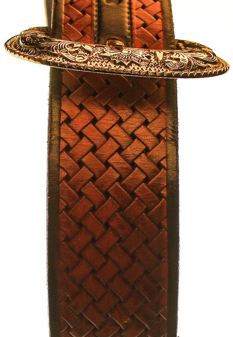 Emsay Belt with Gold Buckle Details