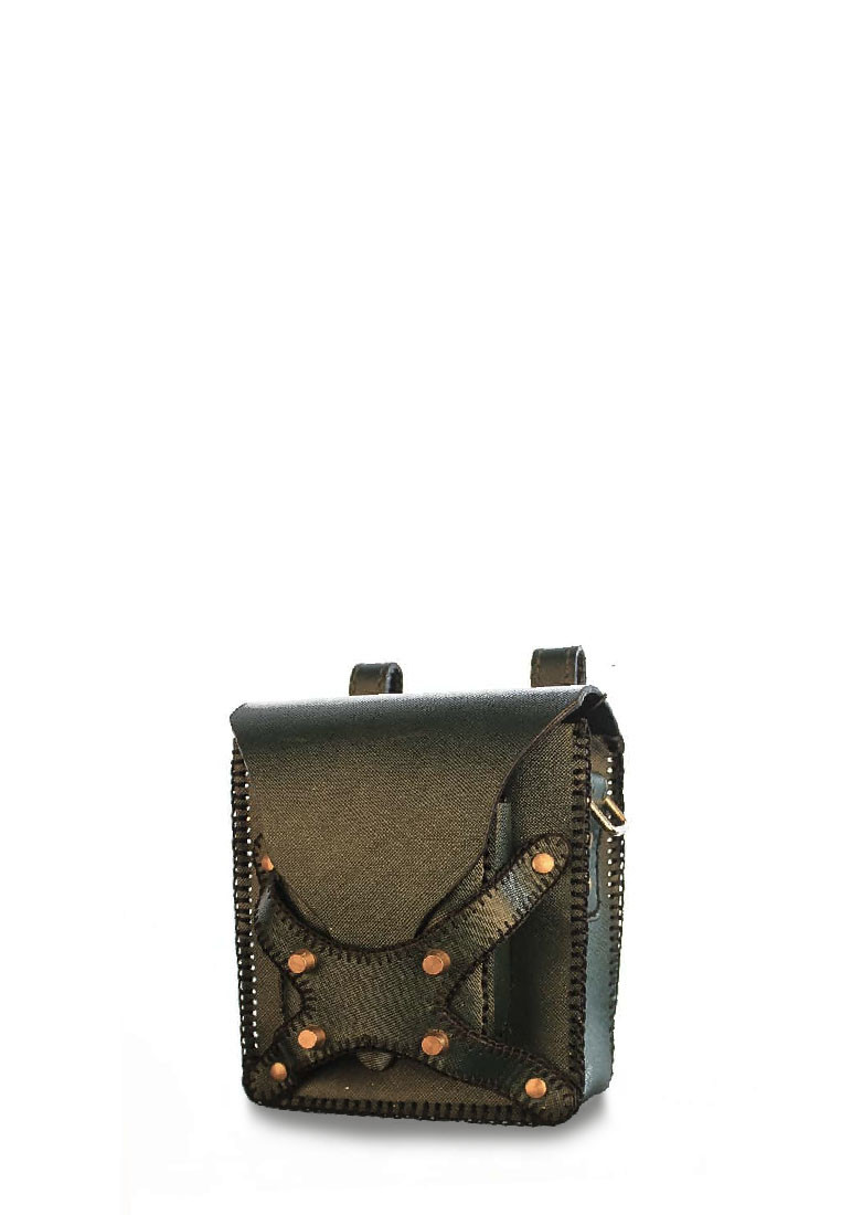 CSHEON Green Waist Bag Dakota