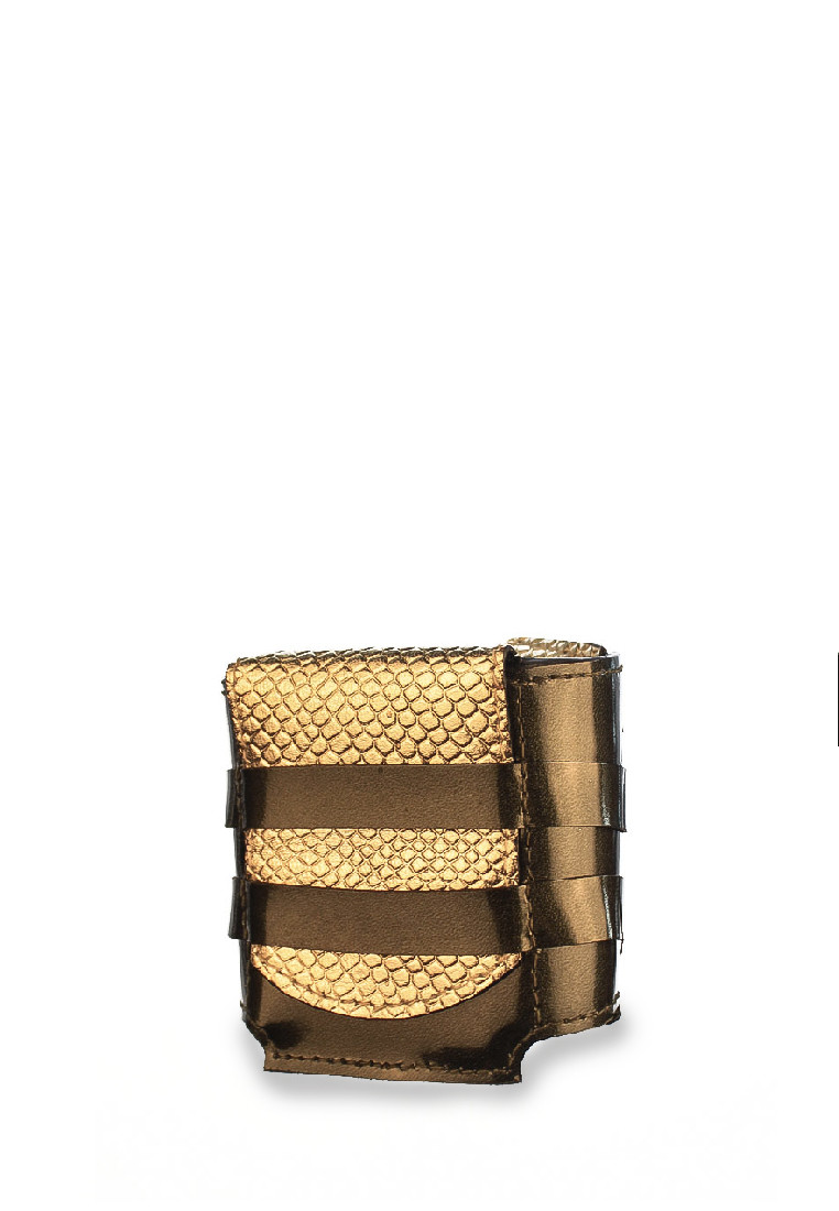 CSHEON Micah Pouch Bracelet Leather