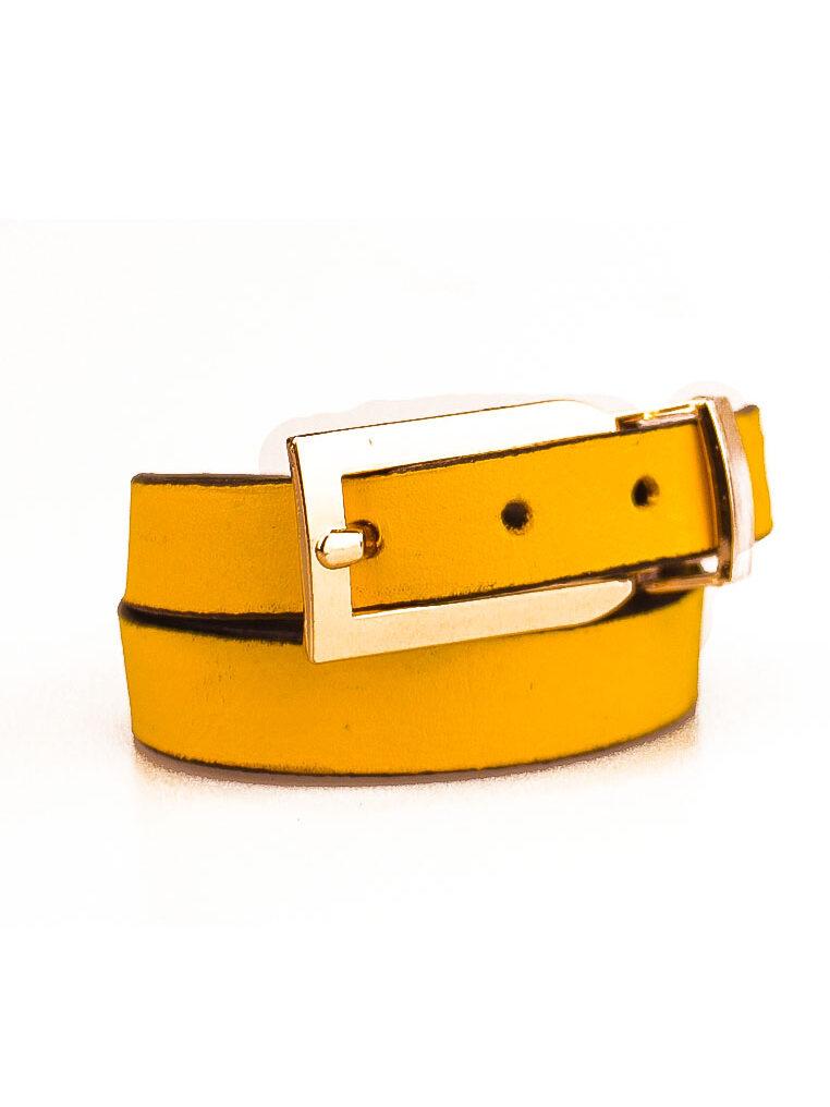 CSHEON Yellow Cuff Bracelet rh118 1
