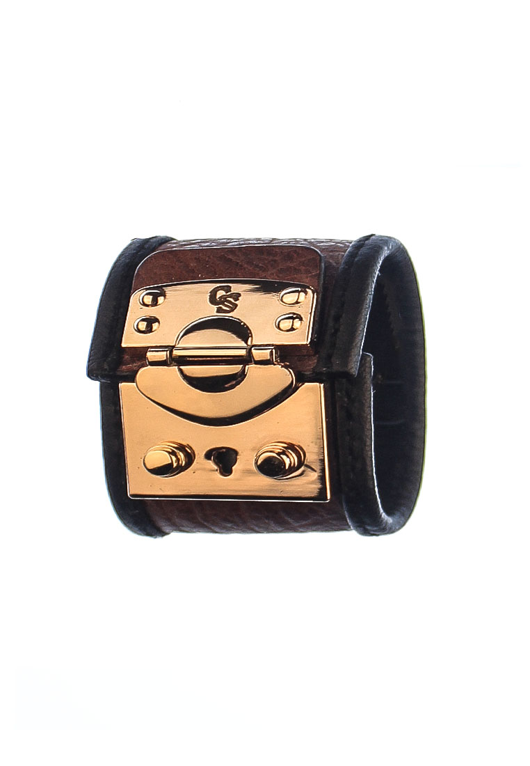 Bracelet Leather Cuff Designer