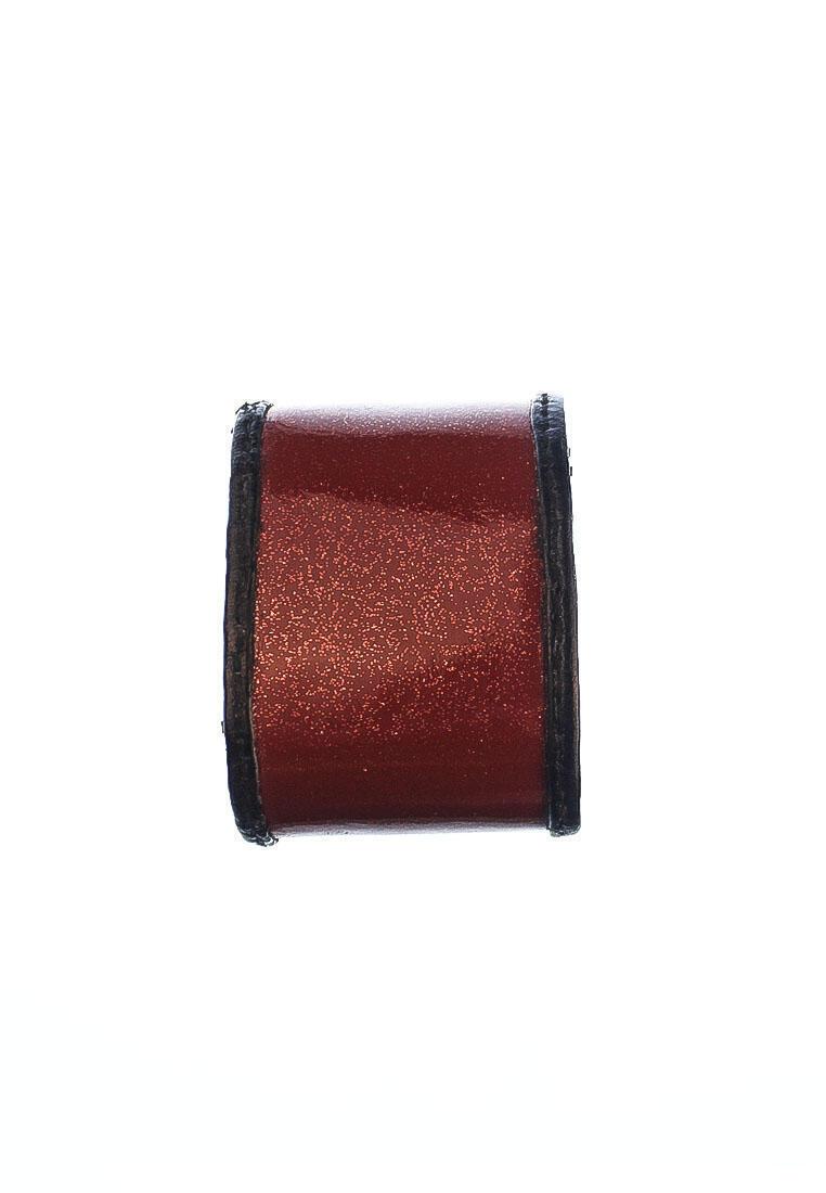 SECRET CODE HAYDES RED GLITTER CUFF