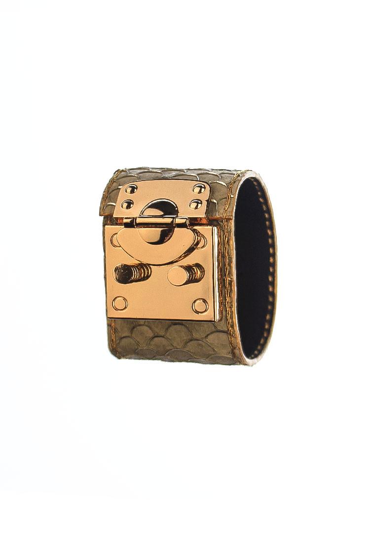 rh184 1 CSHEON Snakeskin Bracelet Cuff