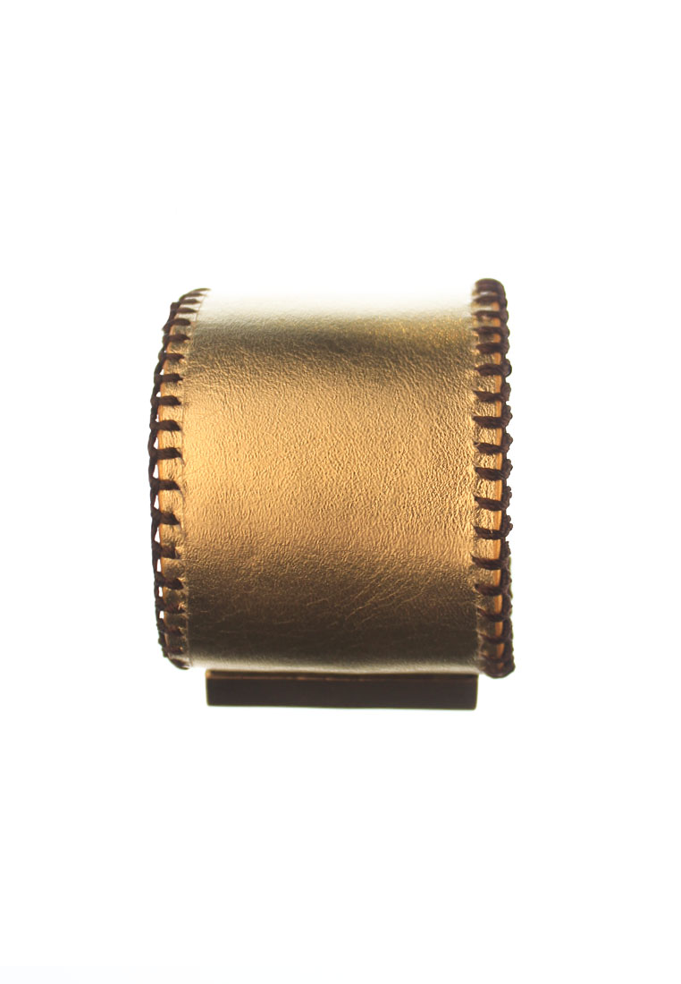 MAX BOHO CUFF IN GOLD METALLIC