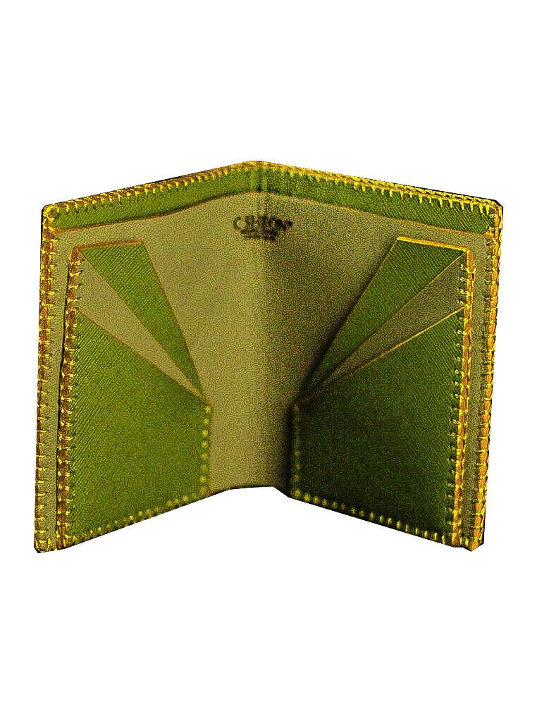 wallet apple green