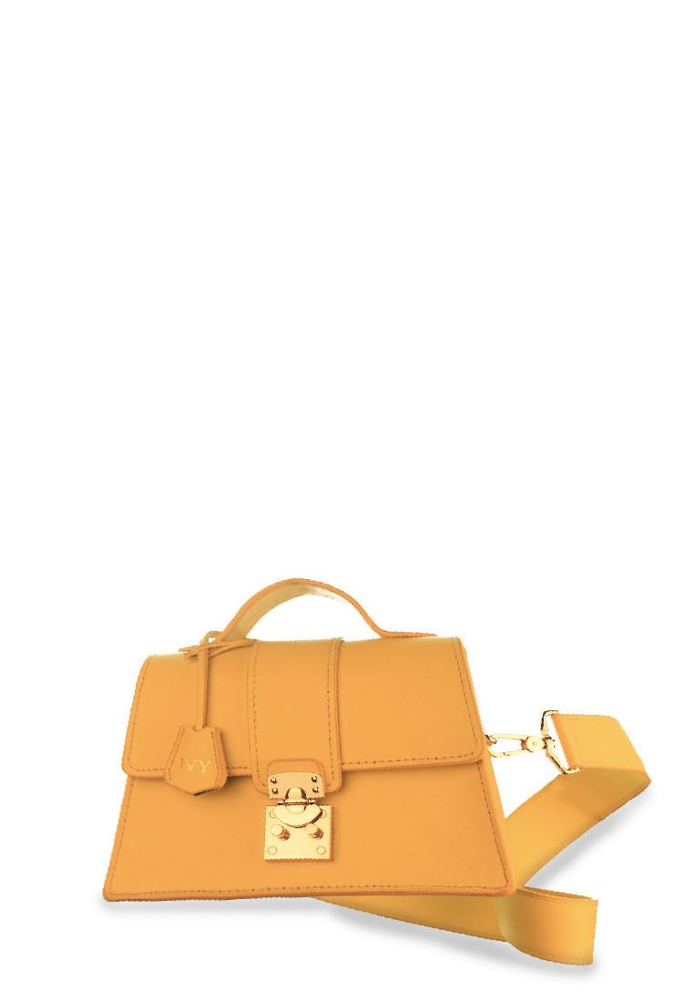 CSHEON Yellow Leighton Bag
