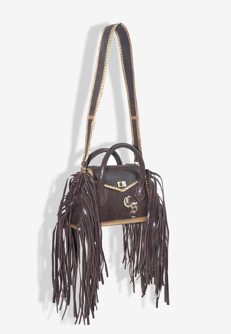 Csheon New Bag Fringe