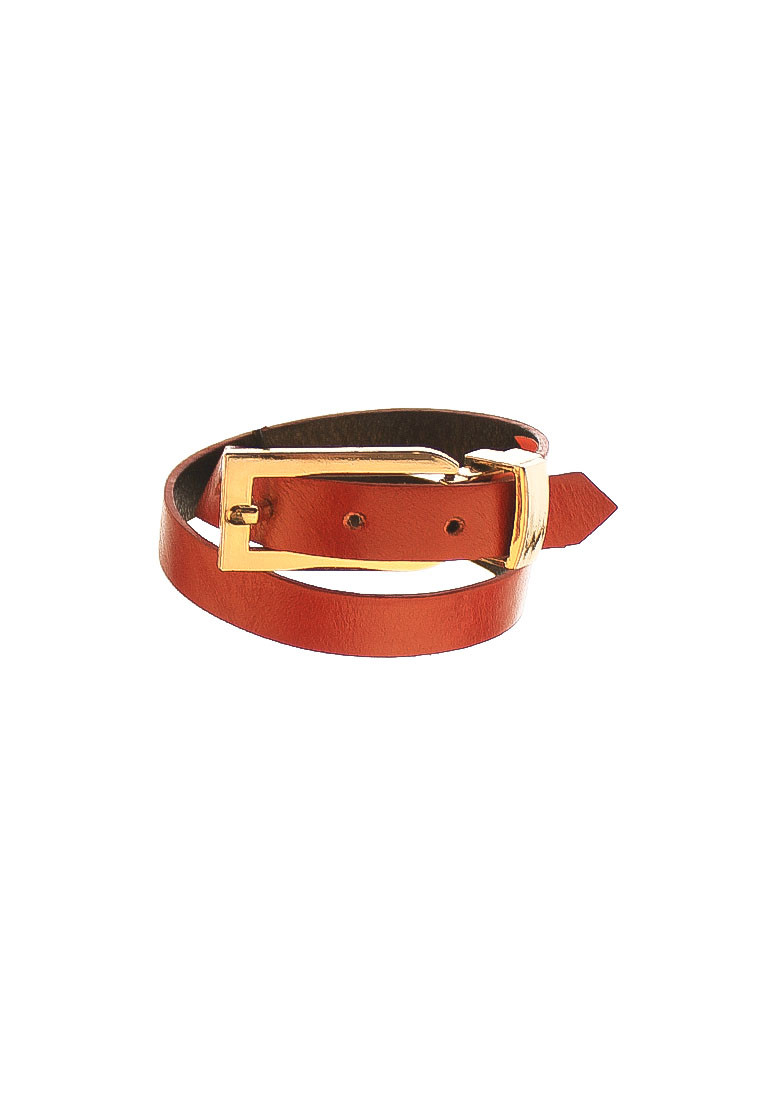 RED Leather Glossy Bracelet Men Women Unisex Designer CSHEON