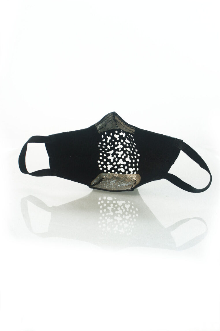 stay safe mask black 2