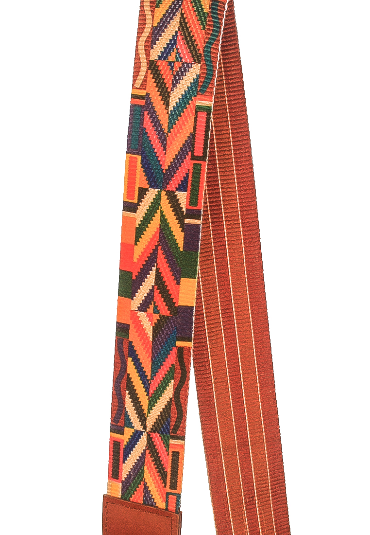 Bohemian Tribe Strap Nylon With Leather