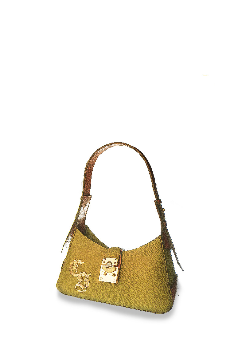 CSHEON Green Gossip Bag