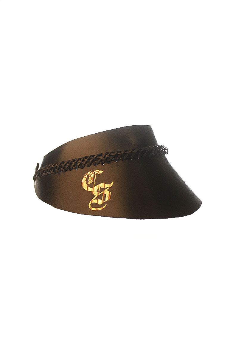 CSHEON CAP Vegetable Tanned Leather