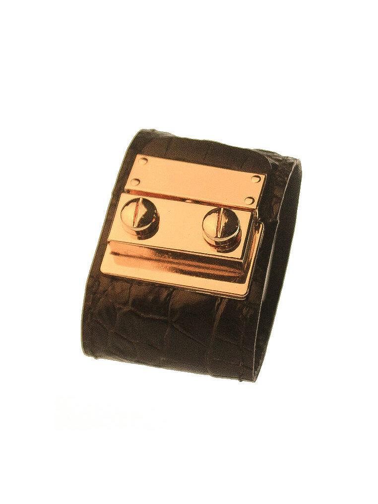 CSHEON croc skin cuff A3 1