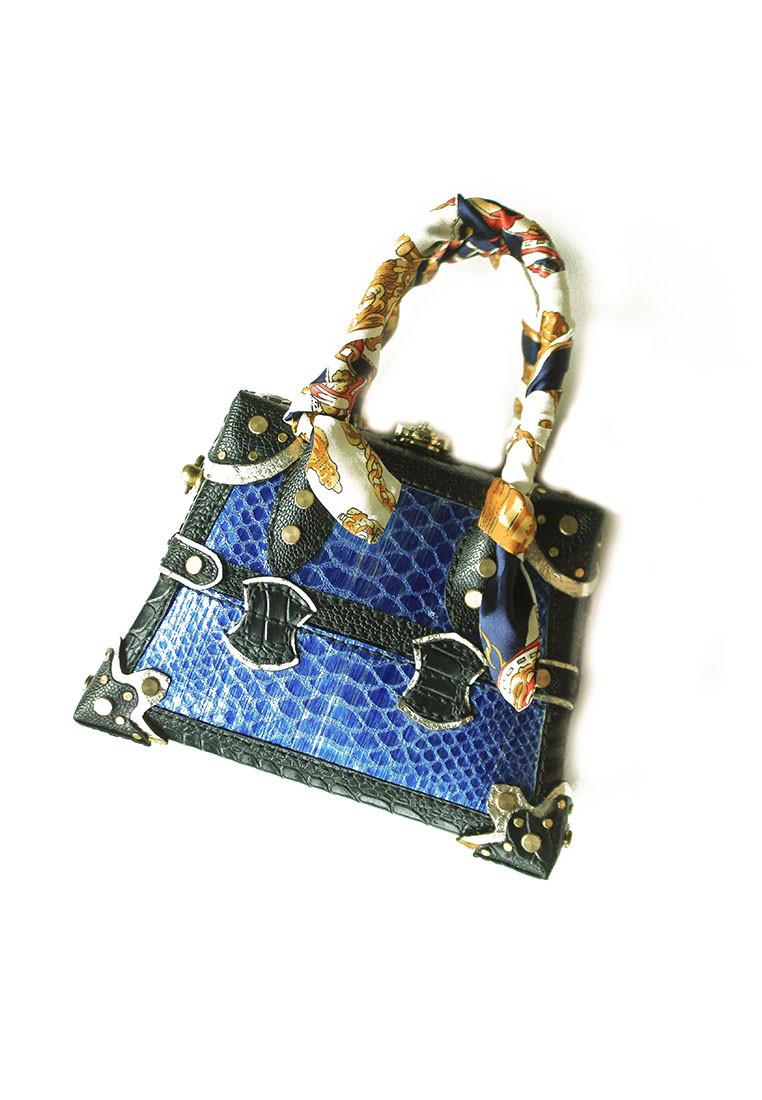 CSHEON Bag with Handle scarf