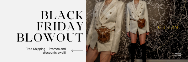 White Black Friday Discount Email Header 1