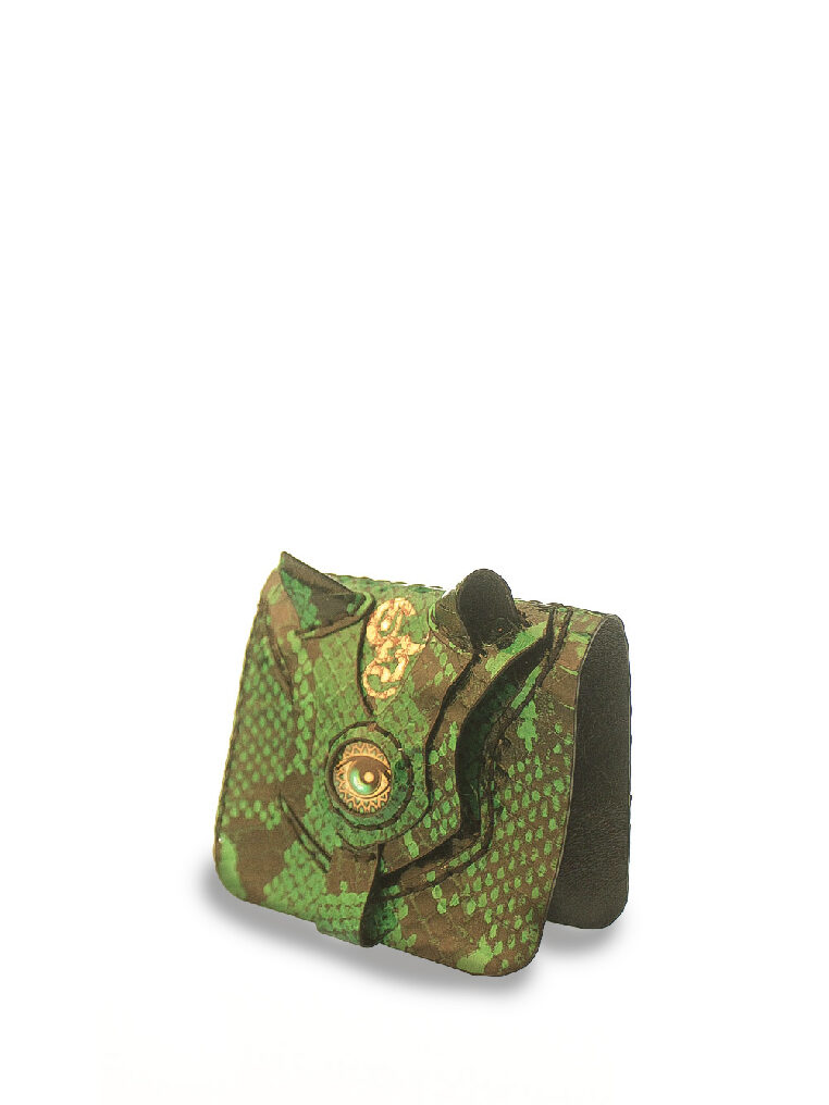 Green Wallet megane 2