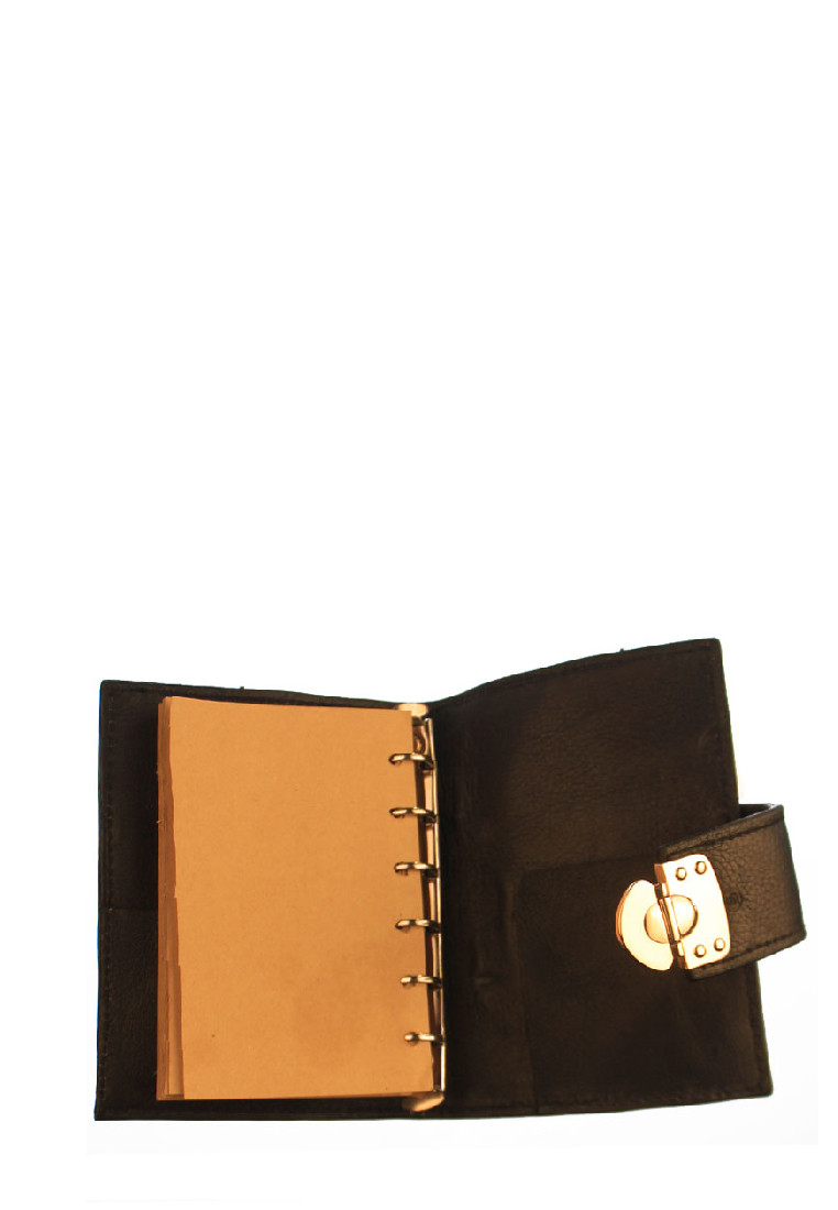 Vance Agenda Treasure Chest Buckle in Black