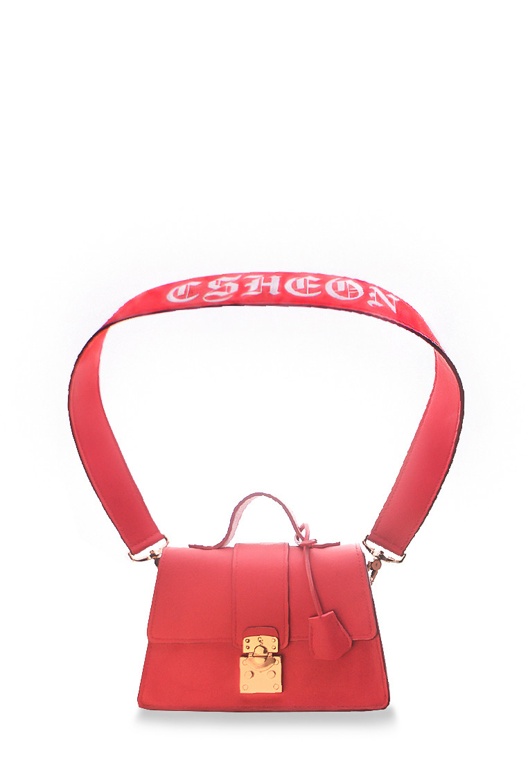 CSHEON PInk Bag