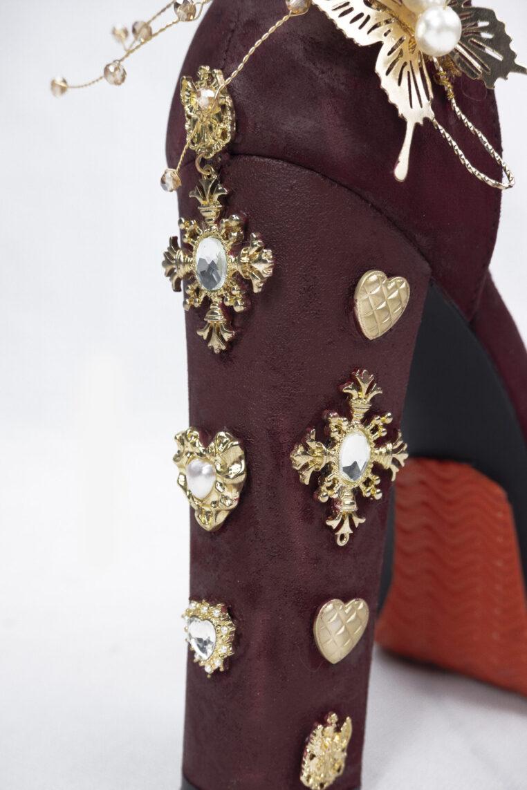 Baroque Heels