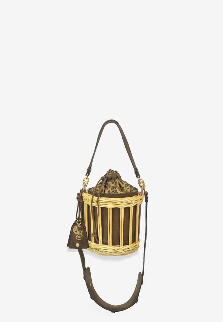 CSHEON Rattan Bag