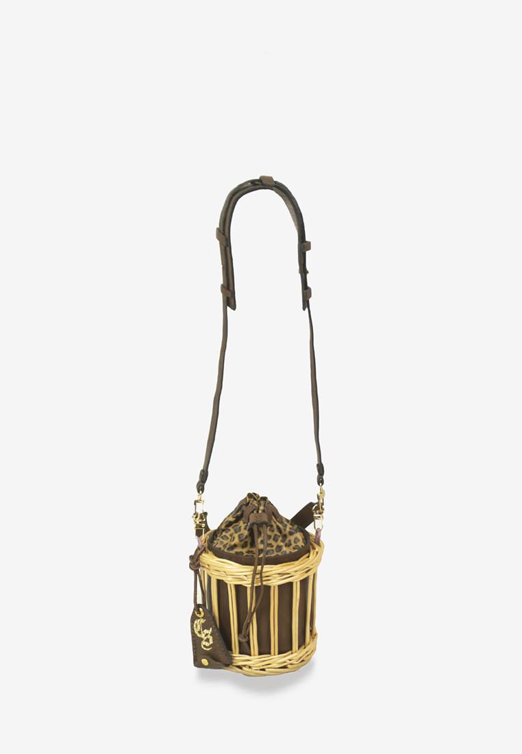 CSHEON Rattan Bag