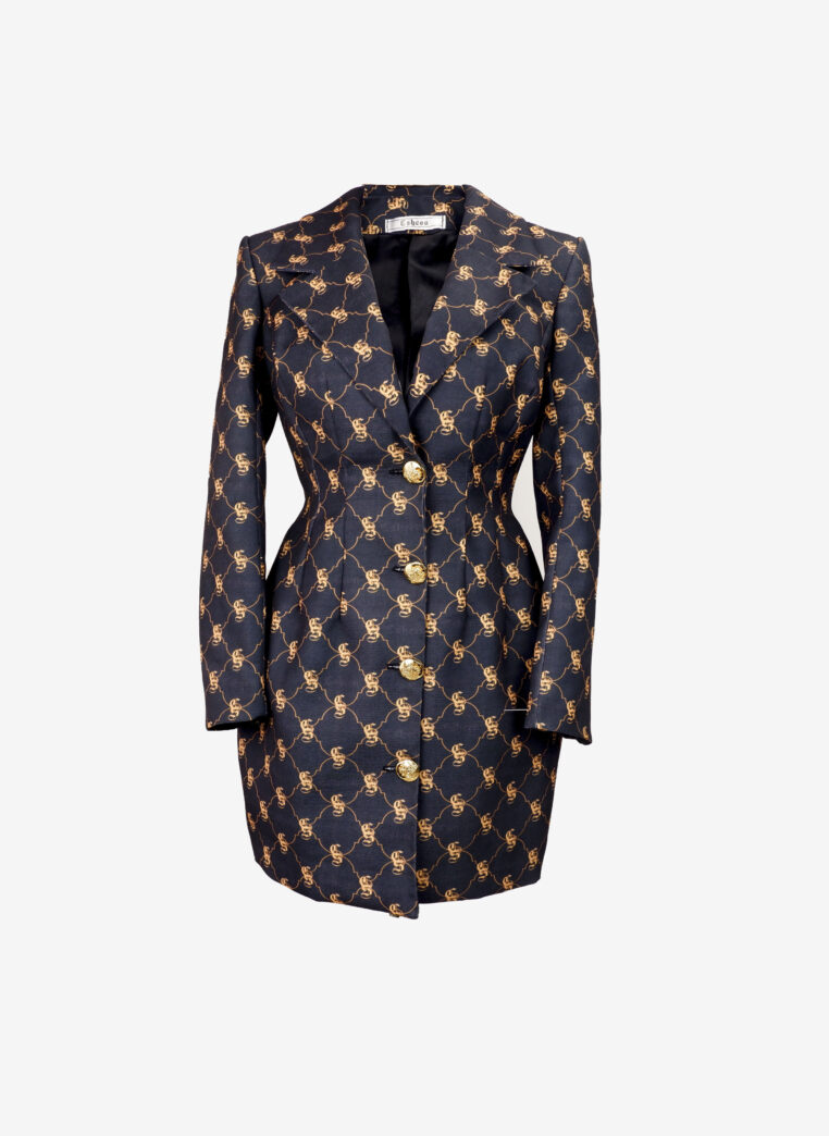 CSHEON Blazer Dress
