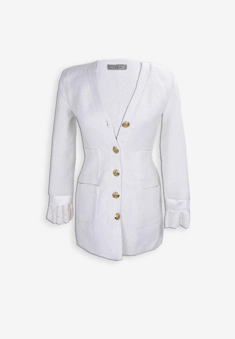 CSHEON White Tweed