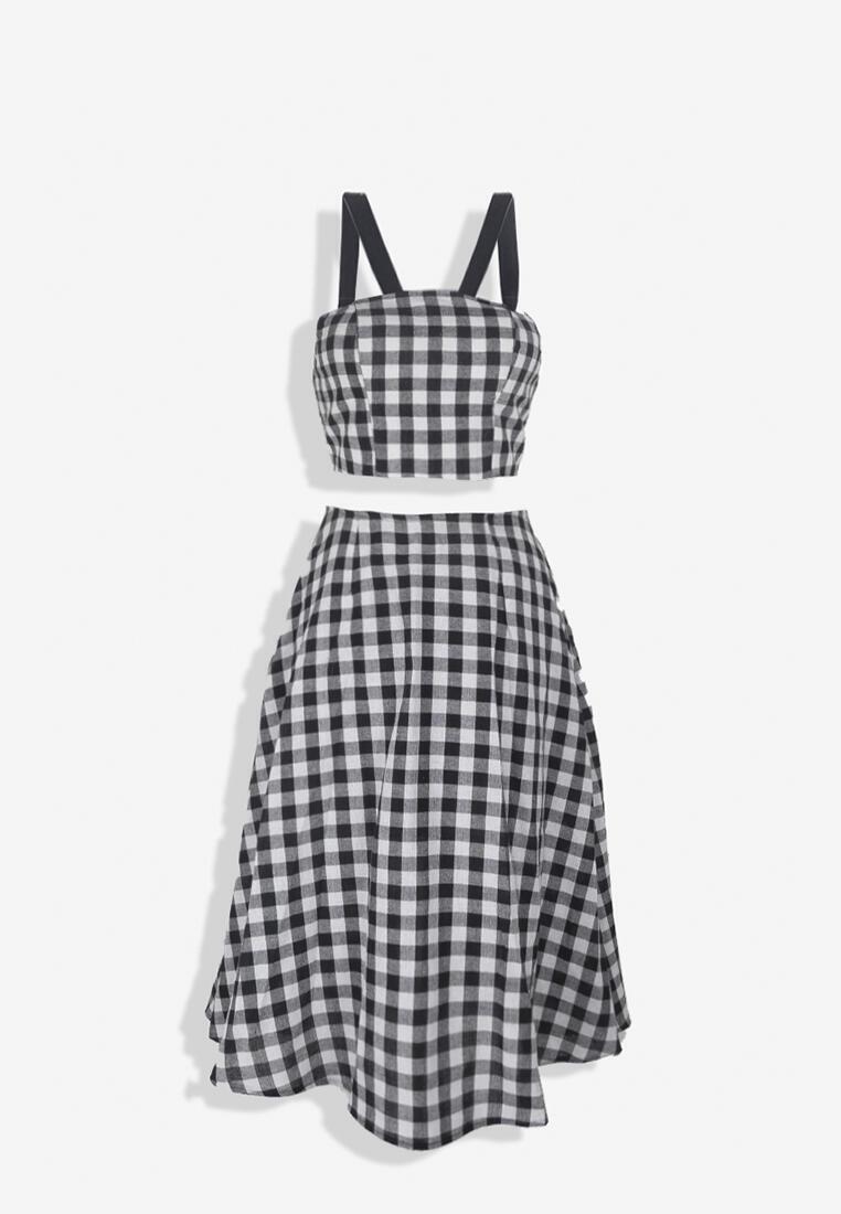 Fllannel Dress Set
