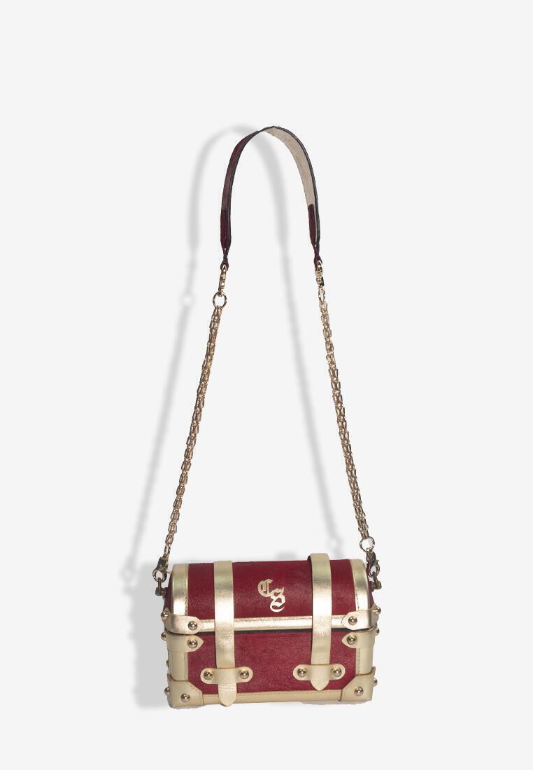 Red Chestbox Bag CSHEON
